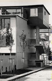 a2architekten projekte wohnungsbau gewobau erlangen. Black Bedroom Furniture Sets. Home Design Ideas